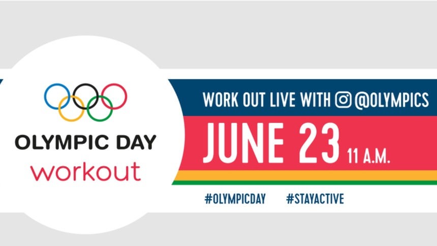 OLYMPIC DAY 2020 - 23 de junio